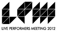 Logo Live Performers Meeting